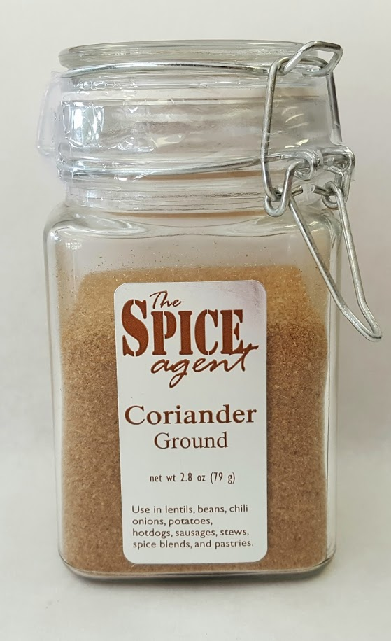 Coriander, Ground
