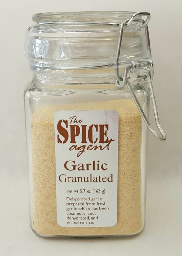 Garlic, Granulated