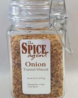 Onion, Toasted Minced