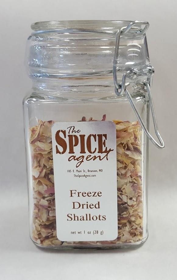 Shallots, Freeze Dried