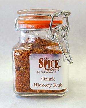 Ozark Hickory Rub