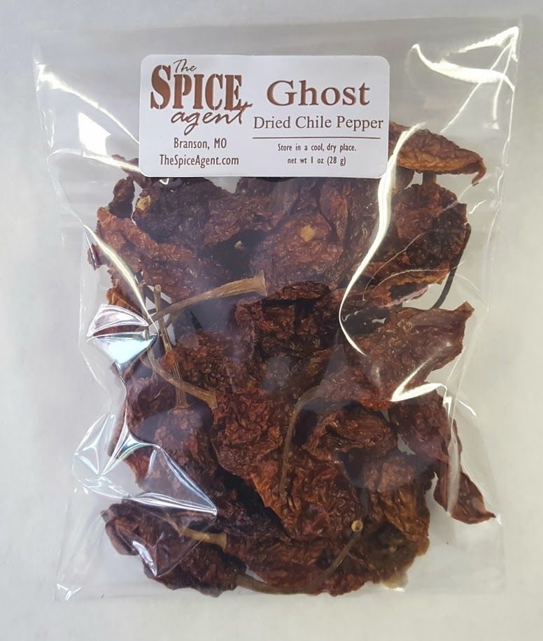 ghost chile pepper dried � the spice agent